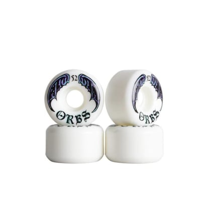 Orbs Wheels- Specters 52mm/ White