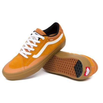 Vans TNT Advanced Prototype Shoes - Golden Oak/True White