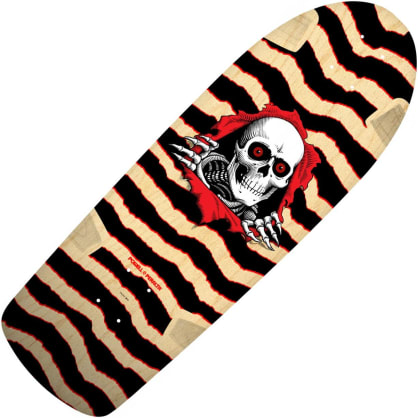 """Powell Peralta OG Ripper re-issue deck (natural, 10"""" x 30"""")"""