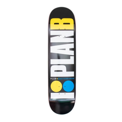 Plan B Team OG Neon Deck - 8.0""