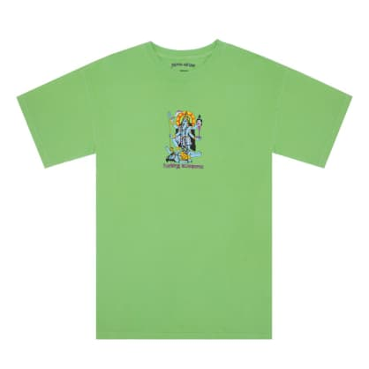 Fucking Awesome Redemption T-Shirt - Lime