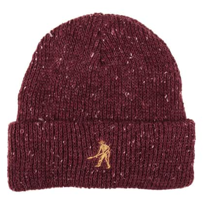 Pass~Port - workers Beanie - Maroon