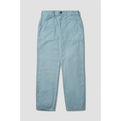 Stan Ray - Fat Pant (Grey Blue Sateen)