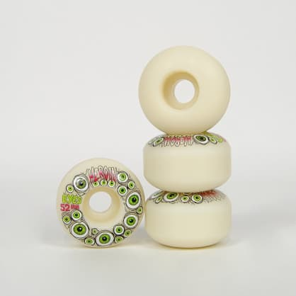 Heroin Skateboards - 52mm (101a) Eyes Skateboard Wheels