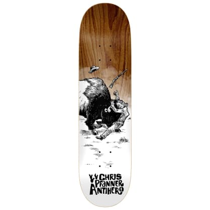 Anti Hero Pfanner West Wasnt Deck 8.06""