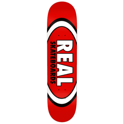 """Real - Classic Oval Deck (8.12"""")"""