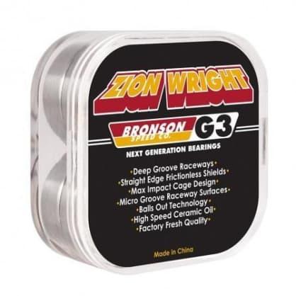Bronson Speed Co Zion Pro G3 Bearings