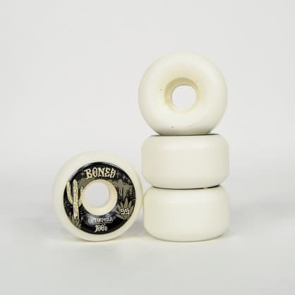 Bones - 55mm 100's V5 Sidecut Desert West Skateboard Wheels