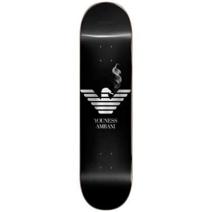 ALMOST YOUNESS RUNWAY R7 DECK - 8.25