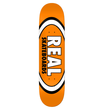 """Real Classic Oval Deck 7.5"""""""