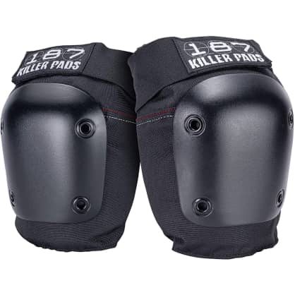 187 Killer Pads Fly Knee Black