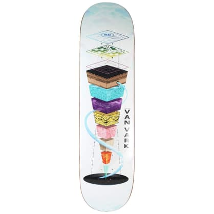 Real Deck Van Vark Topography Full 8.25""