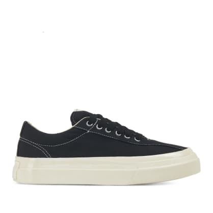 Stepney Workers Club Dellow Womens Canvas Shoes - Black