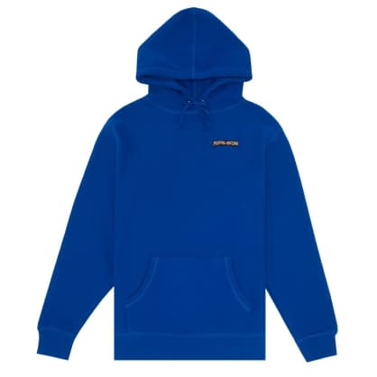 Fucking Awesome Little Stamp Hoodie, royal