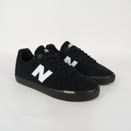 New Balance Numeric - 22 Shoes - Black / Black / White