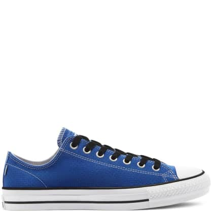 Converse CONS CTAS Pro Ox Shoes - Rush Blue / Black / White