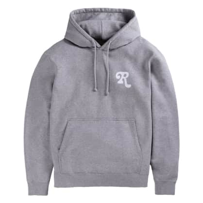 Reception -Core Hooded Sweatshirt - Grey