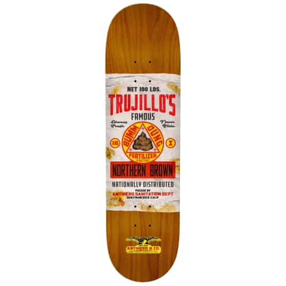 "Anti Hero - Trujillo General Mercantile II Deck (8.5"")"