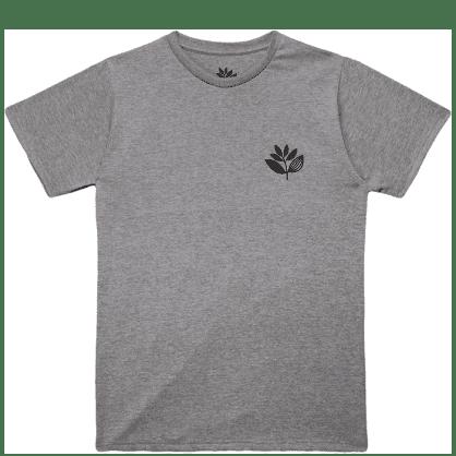 Magenta Skateboards Plant T-Shirt - Heather Grey