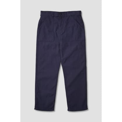 Stan Ray - Fat Pant (Navy Sateen)