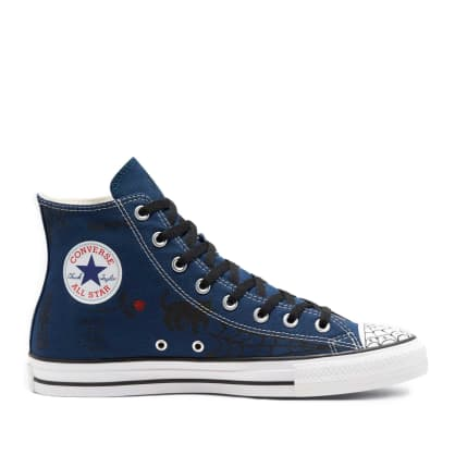 Converse CONS CTAS Pro Sean Pablo Shoes - Navy / Black / White