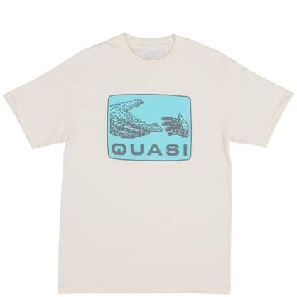 Quasi Cell T-Shirt - Creme