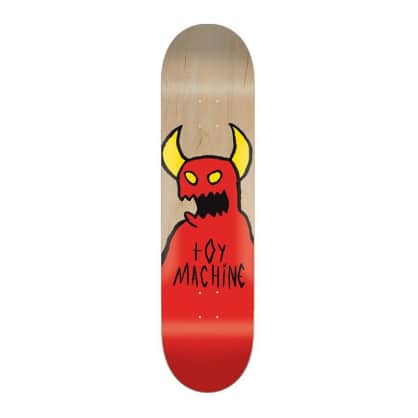 "Toy Machine Sketchy Monster 8.38"" Deck"