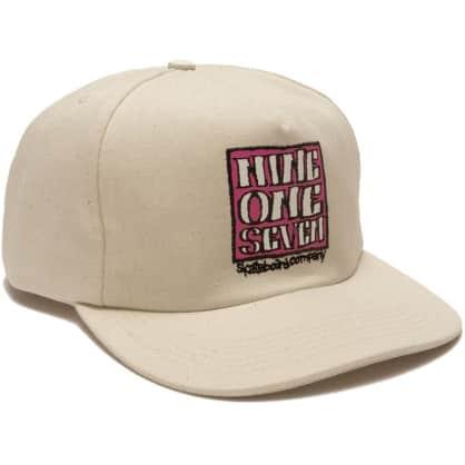 Call Me 917 Ed Hat - White