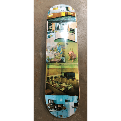 The Killing Floor Life Skateboard Deck