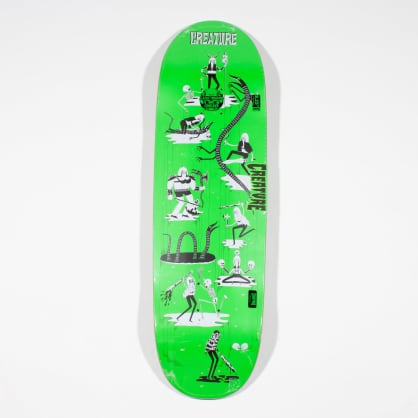 """Creature Free For All XL Powerply Deck - 9.25"""""""