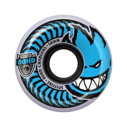 Spitfire 80HD Charger Conical 58mm Wheels