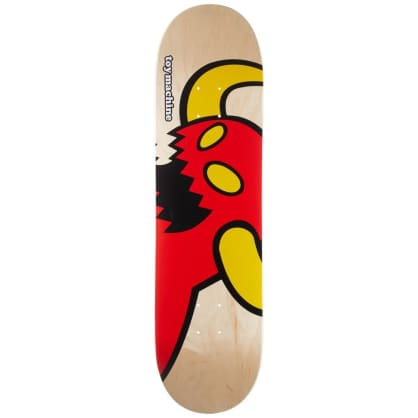 "Toy Machine Vice Monster Deck 8.38"" (Natural)"