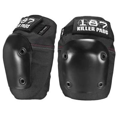 187 - Fly Knee Pads Black