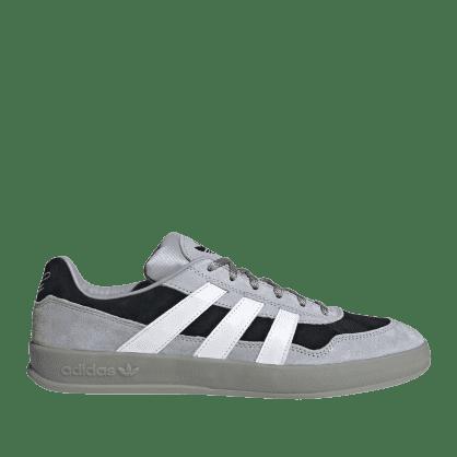 adidas Skateboarding Aloha Super Shoes - Halo Silver / Ftwr White / Core Black