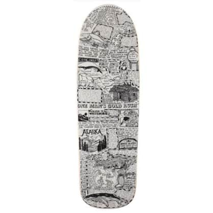 Heroin Questions Gold Rush Deck - 10""