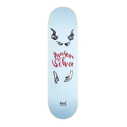 "REAL Mason By Natas 8.28"" Deck"