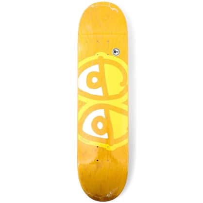 Krooked Team eyes Skateboard Deck 8.06