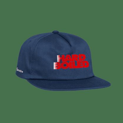 Boys of Summer Snapback Hat Hard Boiled/Carter Navy