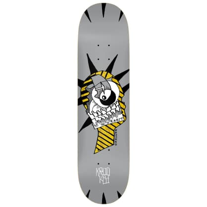 Krooked Worrest Liburty Slick Deck 8.3""