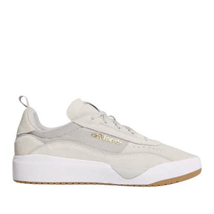 adidas Skateboarding Liberty Cup Shoes - FTWR White / Gum 4 / Gold Metallic