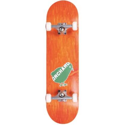 "Orchard Bird Logo Standard Complete 8.1"" Orange (With Free Skate Tool)"