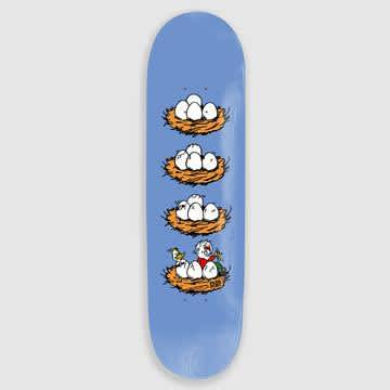 """Pass~Port """"Eggs"""" What You Thought Deck 8.125"""""""