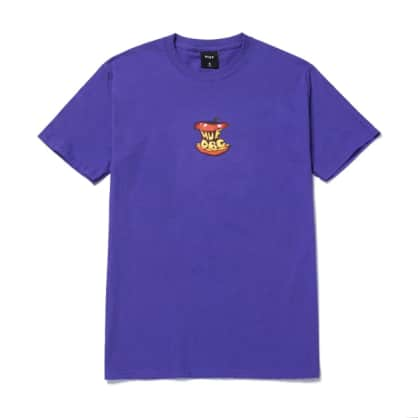 HUF Bad Apple T-Shirt - Purple