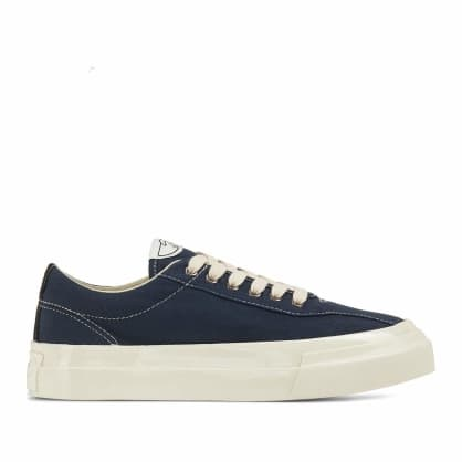 Stepney Workers Club Dellow Womens Canvas Shoes - Petrol