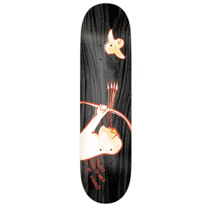 Krooked Skateboards Deck Worrest Archur Multi 8.06""