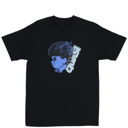 Quasi Boy T-Shirt - Black