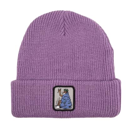 Pass~Port Cold Out Beanie - Lavender