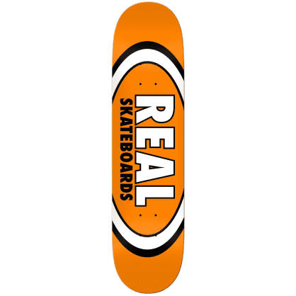 Real Classic Oval Deck