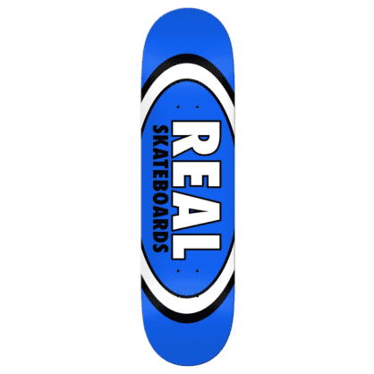 "Real - Classic Oval Deck (8.5"")"