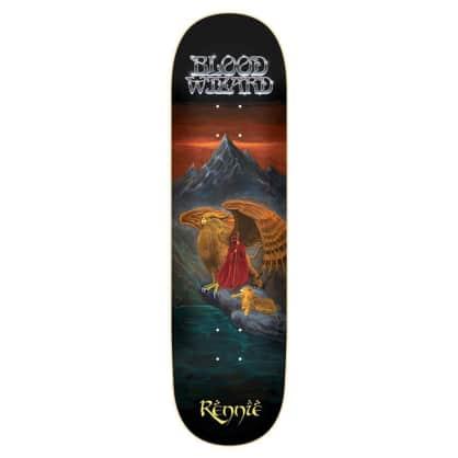 """Blood Wizard - Rennie Gryphon Warrior Deck (8.5"""")"""
